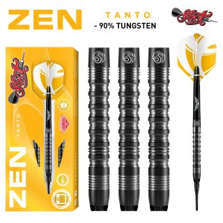 Shot Softtip Zen Tanto 90% | Darts Warehouse