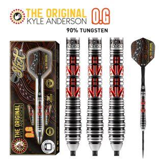 Kyle Anderson The Original 90% Steeltip Shot Darts