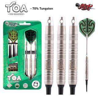 Shot Toa 70% Softtip Darts Value Range   Darts Warehouse