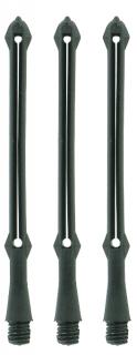 Sidewinger Zwart Short