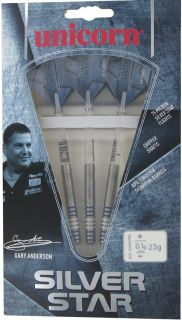 Unicorn Dartpijlen Silverstar Gary Anderson Darts | Dartswarehouse