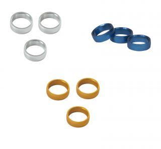 Target Slot Lock Rings 2mm 3pcs | Darts Warehouse