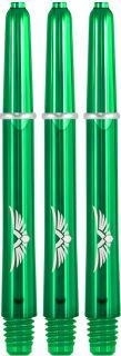 Shot Eagle Claw Green Medium Shaft