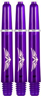 Shot Eagle Claw Purple Short Shaft