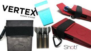 Shot Vertex Case | Darts Warehouse Online Dartwinkel