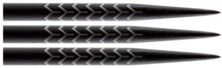 Tribal Weapon Black Titanium Cinder Grip 35mm | Darts Warehouse