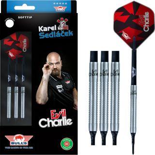 Softtip Karel Sedlacek 80% Bull's NL Darts   Darts Warehouse