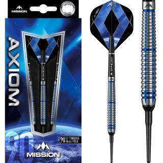 Mission Axiom 90% M1 Softtip Darts   Darts Warehouse