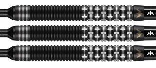 Mission Nero 90% M1 Softtip Darts | Darts Warehouse