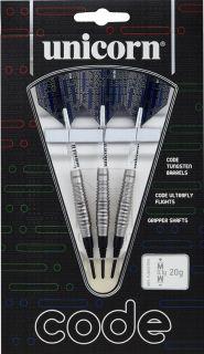 Softtip Code Blue 80% Dartpijlen   Darts Warehouse