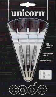 Softtip Code Red 80% Dartpijlen   Darts Warehouse