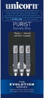Evolution Purist Phase 1 Softtip 90%   Darts Warehouse