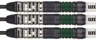 Code 80% Black Green Unicorn Darts | Darts Warehouse
