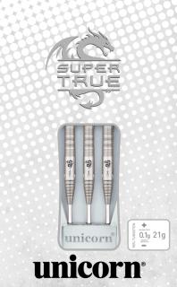 Unicorn Super True 90% White Edition Darts | Darts Warehouse