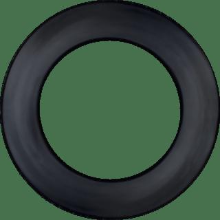 Zwarte Dartbord Lite Surround Bull's Advantage | Darts Warehouse