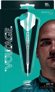 Rob Cross Gen.2 90% Target Softtip | Darts Warehouse