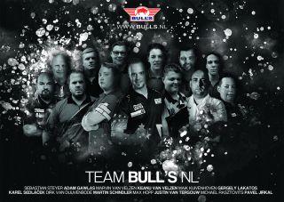 Team Bull's NL Poster | Darts Warehouse