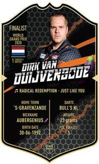 Ultimate Card Dirk van Duijvenbode 37x25 cm