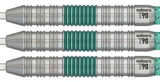 Unicorn Core XL T90 Green 2 Darts | Darts Warehouse