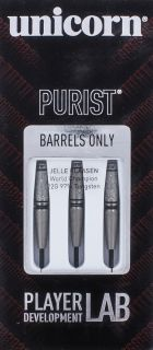 W.C Purist Jelle Klaasen P1 97% Unicorn Dartpijlen | Darts Warehouse