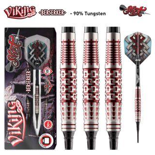 Shot Viking Berserker 90% Softtip Darts | Darts Warehouse