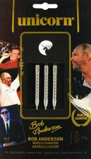W.C Bob Anderson 90% | Unicorn Dartpijlen | Dartswarehouse