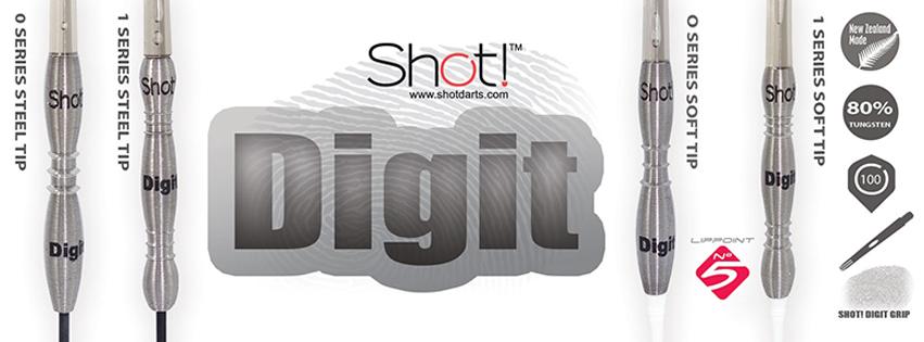 Shot Digit Dartpijlen Kopen