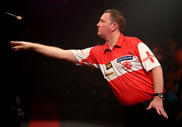 Glen Durrant Dartplayer
